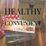 Healthy is Also Convenient with Applegate HALF TIME™ Lunch Kits