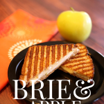 Brie & Golden Apple Panini – Elevate Your Grilled Cheese