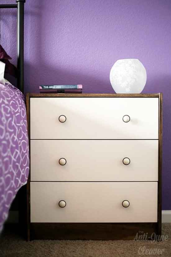 IKEA hack: rast makeover