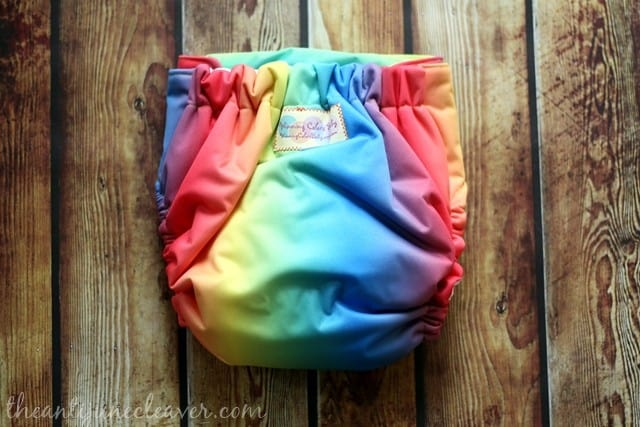 Winning Colors Baby Cloth Diaper Review