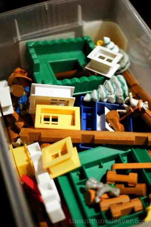 Low tech toys your kids will love