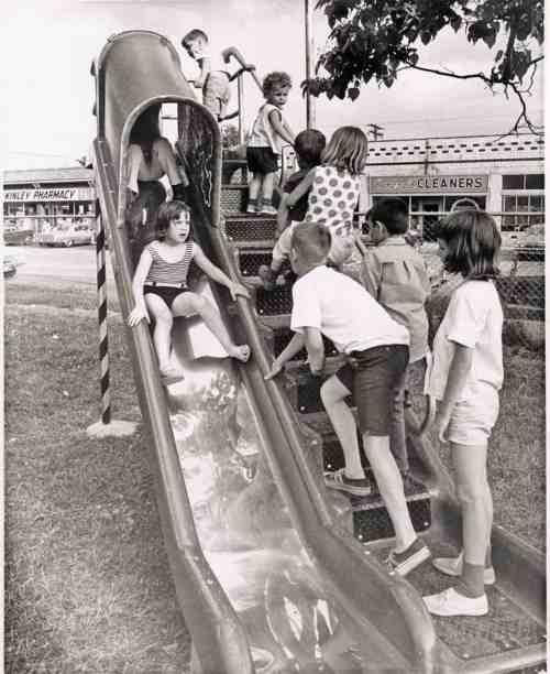 playground-slide