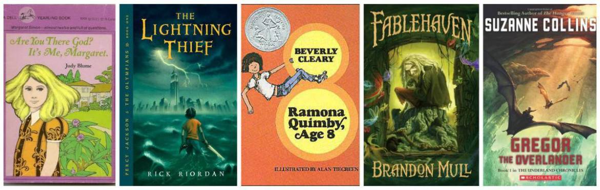 Books for preteens - Celebrating Our Favorite Books for International Children's Book Day