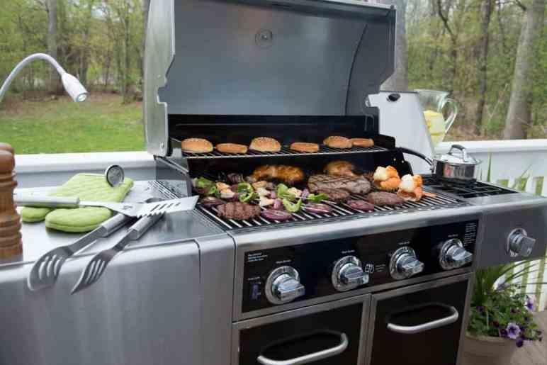 Kenmore Elite grills #ArtofGrilling AD