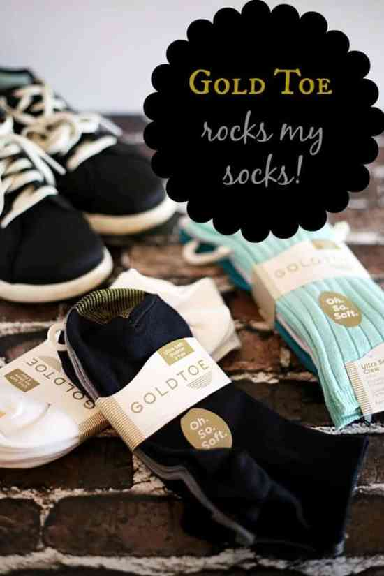 Gold Toe Socks are #OhSoSoft! #IC [ad]
