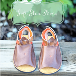 Soft Star Shoes Kids Leather Sandals Review