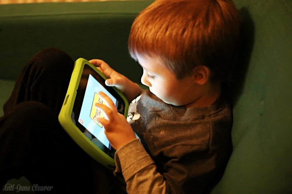 Epic Toys from LeapFrog for Your Holiday List - LeapFrog Epic Android Kids Tablet