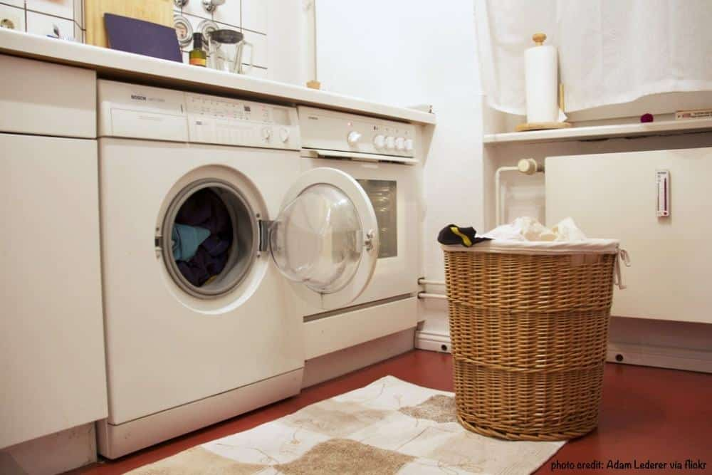 Cloth Diaper Laundry: Keep it Simple