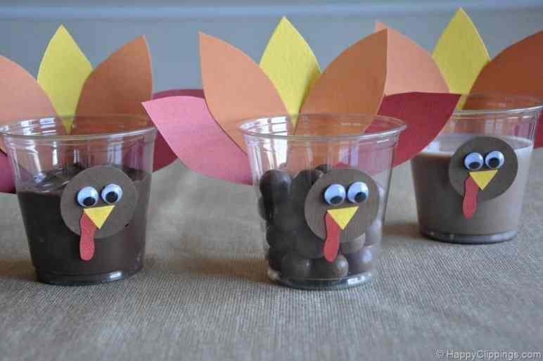 Thanksgiving Treats the Kids Will Love