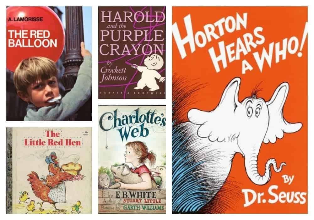 35 Vintage Children's Books Your Modern Children Will Love - 1950s