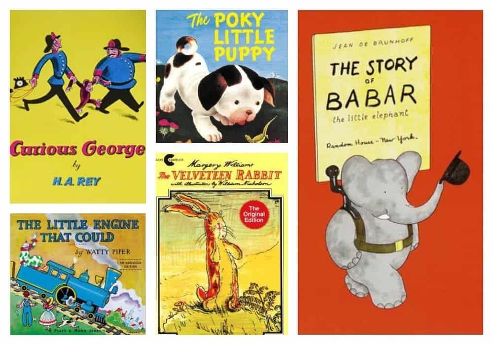 35 Vintage Children's Books Your Modern Children Will Love - Pre-1950