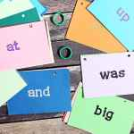 Get Your Child Ready for Kindergarten with DIY Sight Word Flash Cards