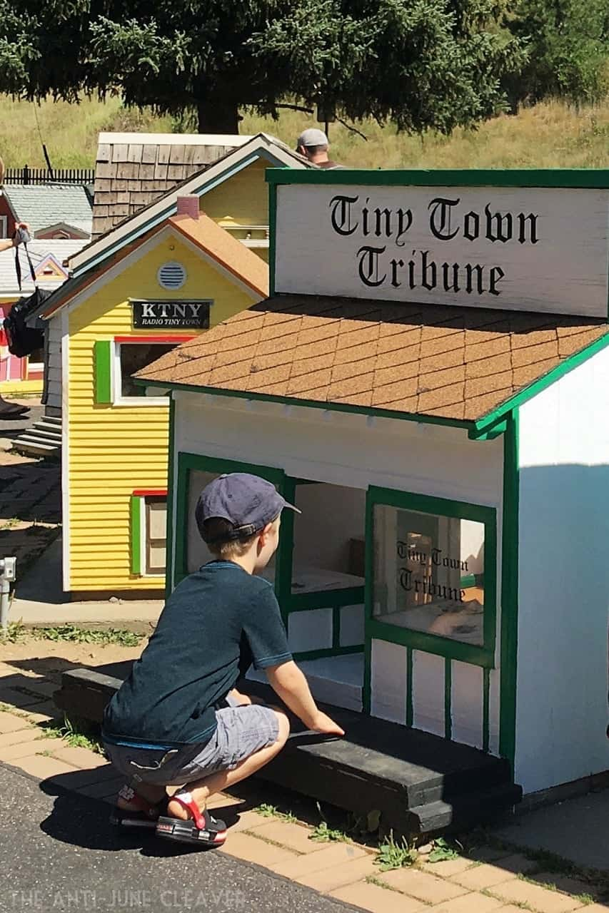 Our Trip with the Kids to Tiny Town & Railroad in Morrison, Colorado (CO)