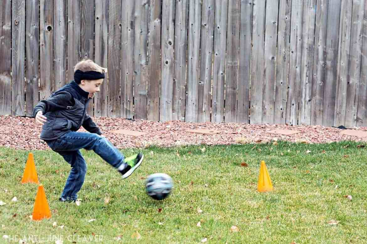 Preparing Kids to Play Soccer for the First Time #Storelli AD https://ooh.li/b870e0d
