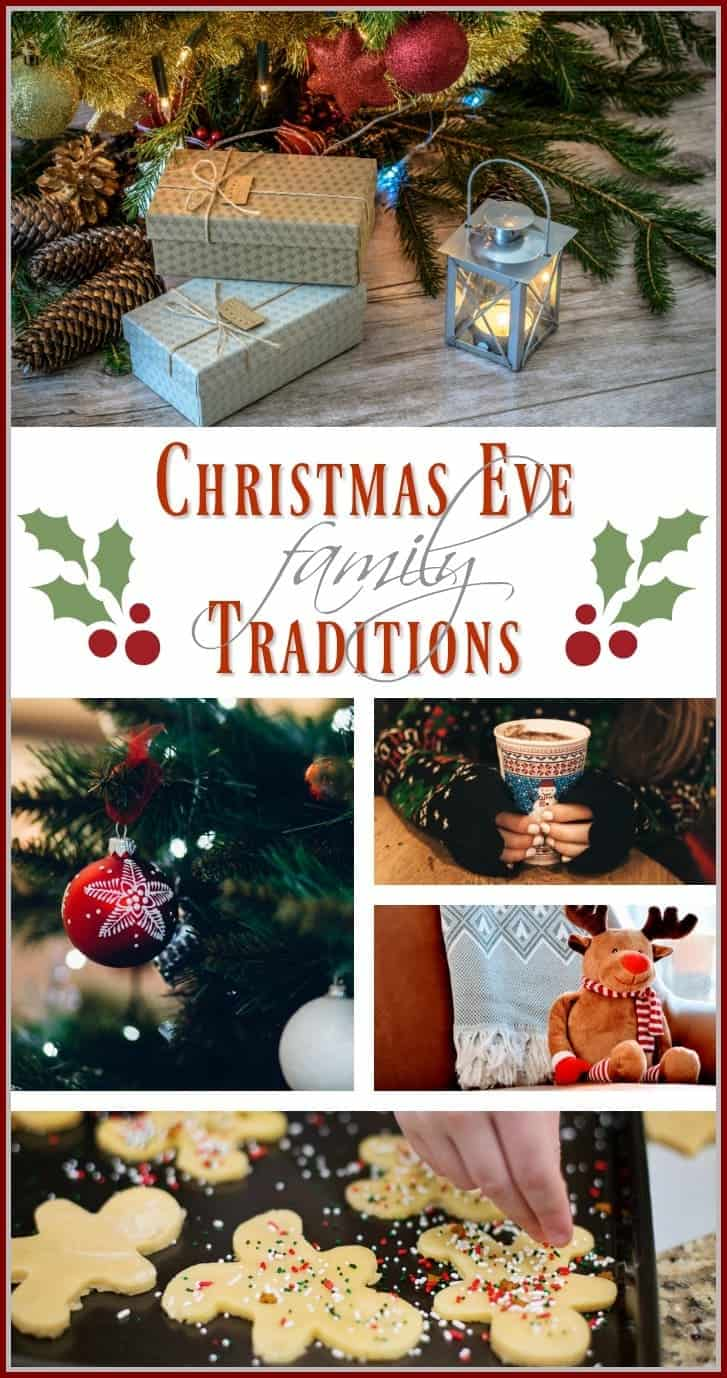 Family Christmas Eve Traditions You Can Start Right Now!