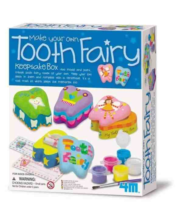 Fun Tooth Fairy Ideas