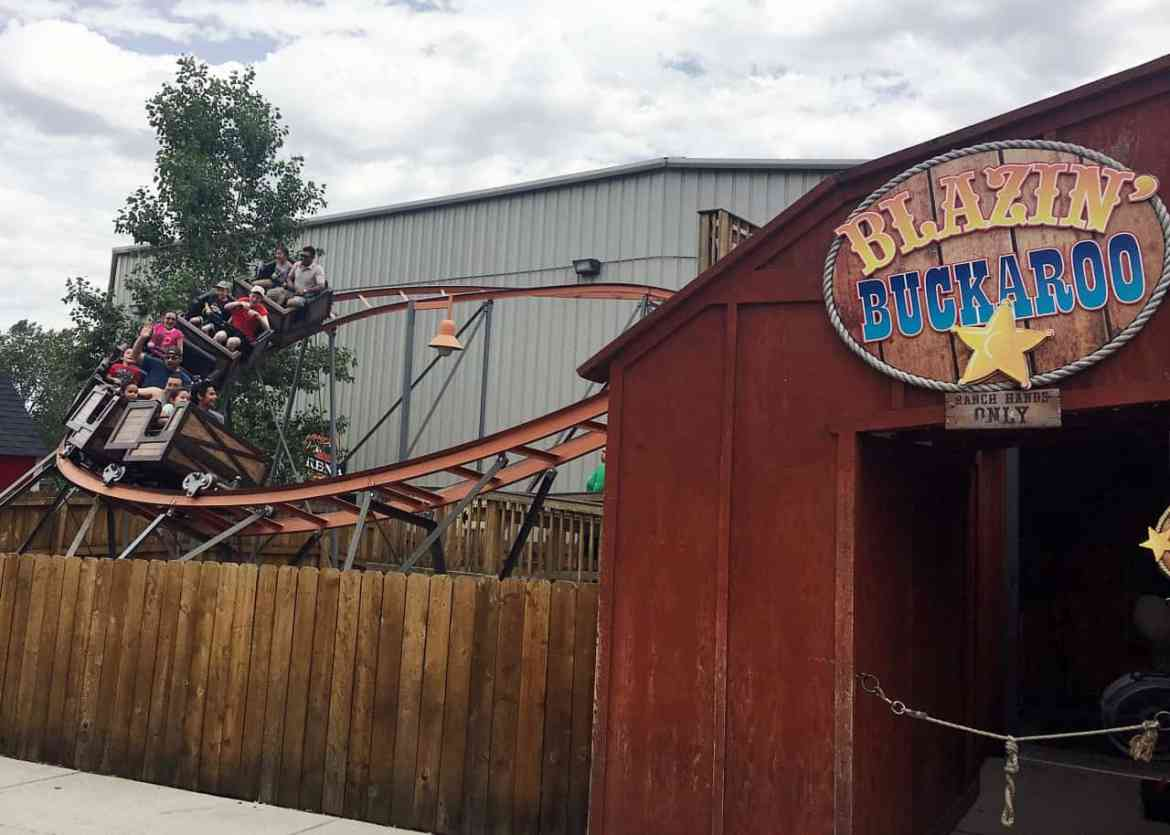 Have Some Summer Fun at Elitch Gardens in Denver, Colorado (CO) - $20 Off Day Passes