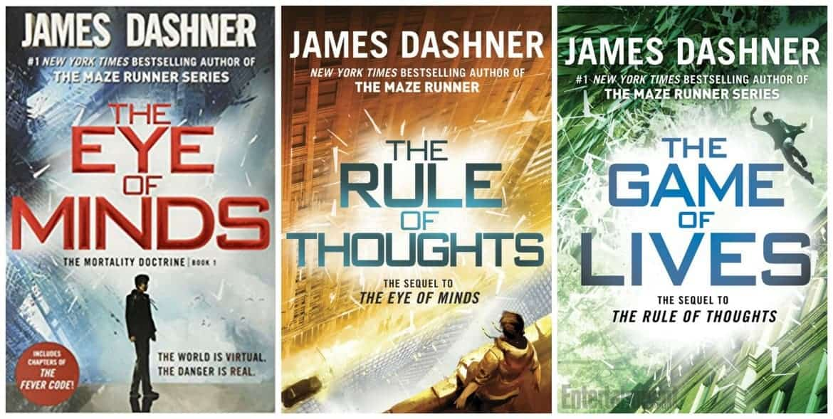 Books for Teens Who Like Dystopian Sci-Fi