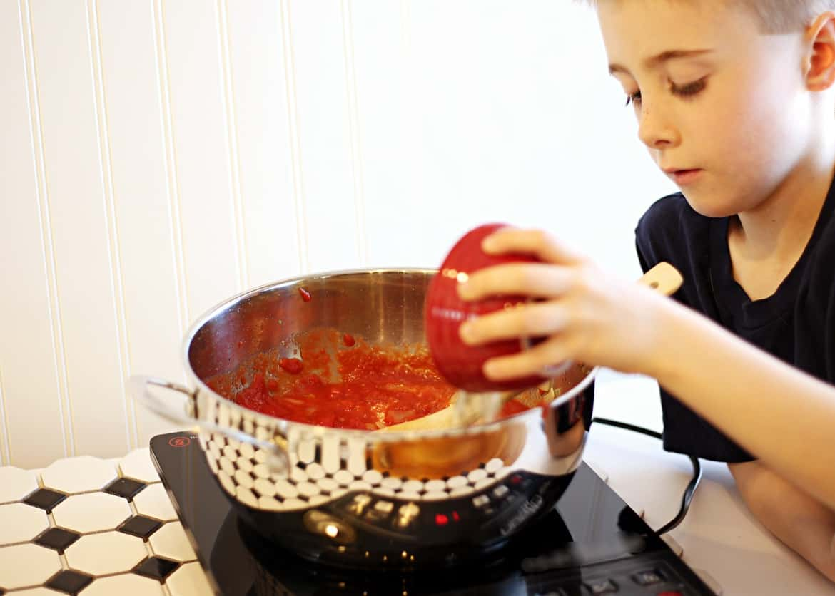Cooking With Kids Just Got Easier with @MyDorot #Ad #ElevateYourPlate