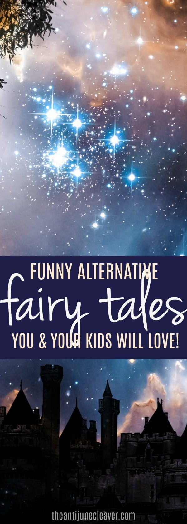 Children's Books Ages 4-8: Our 12 Favorite (Funny) Alternative Fairy Tales #childrensbooks #books #fairytales