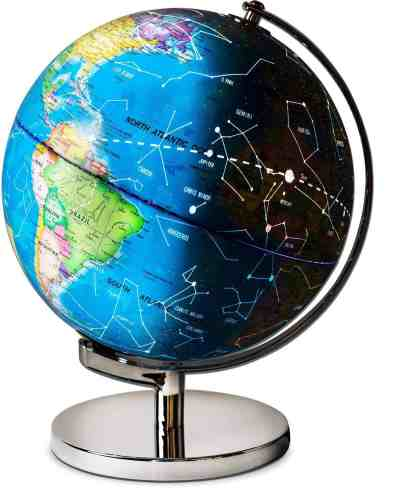 Gift ideas for 6-8 year old boys #giftideas #giftsforboys #christmas #holidays #giftsforkids #globe #planets #constellations