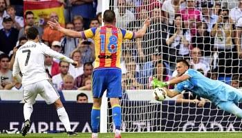 47f89d79e Javier Hernandez Scores Twice in Real Madrid Victory Over Celta Vigo ...