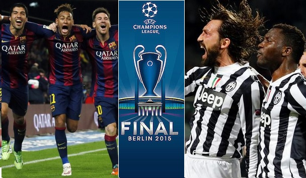 2015 Uefa Champions League Final Preview Barcelona Vs Juventus The All Out Sports Network