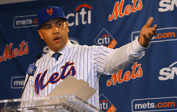 Carlos Beltran Ignoring The Resume The All Out Sports Network