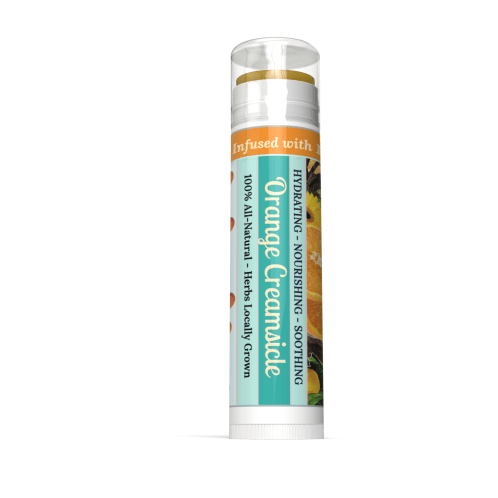 The Apothecary Company Orange Creamsicle Lip Balm