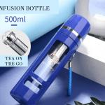 Blue Infusion Bottle
