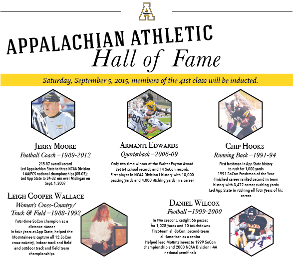 Hall of Fame infographic