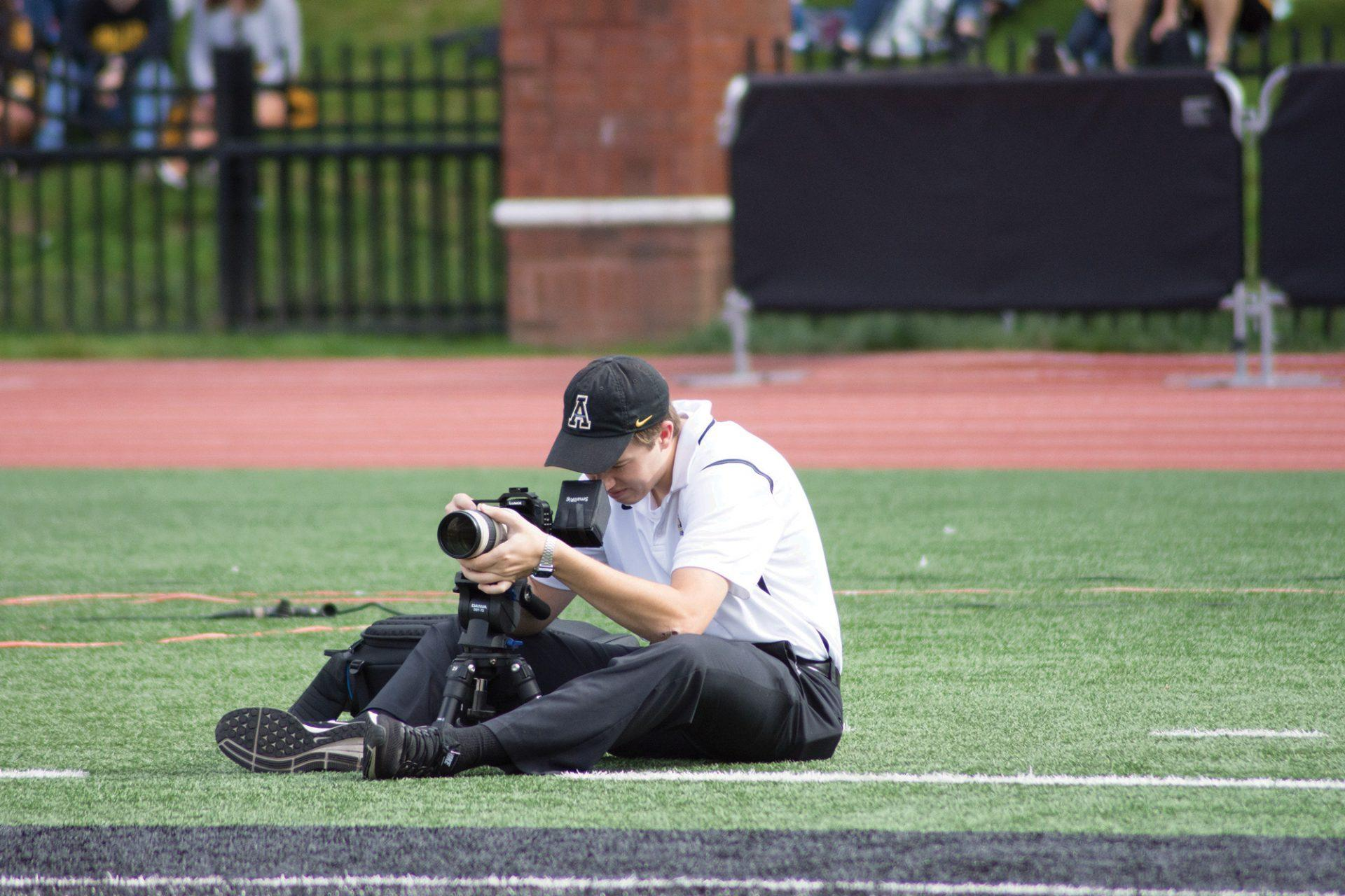 App State Football Video Team Producing Their Legacy The