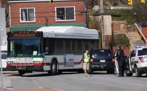 None harmed in Appalcart crash