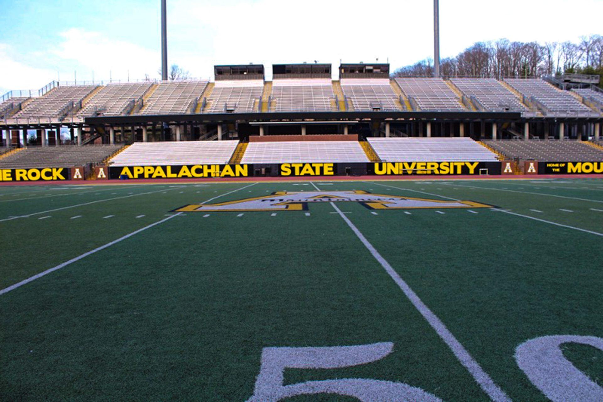 artificial football turf. Artificial Turf Makes Athletic Fields Easier To Maintain - The Appalachian Online Football