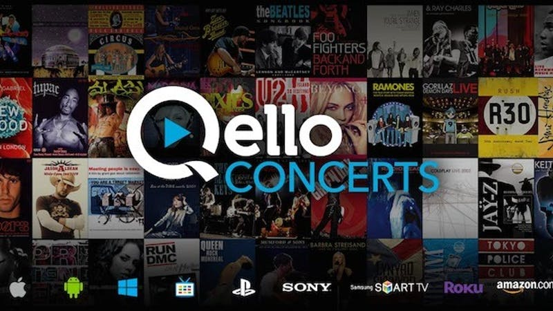 Qello music App
