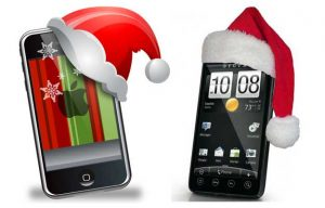 Make Your Mobile Christmas Ready