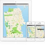 iOS 6 Google Map