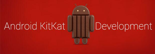 Android KitKat Development 1 1