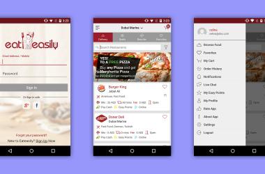 Eat Easly App