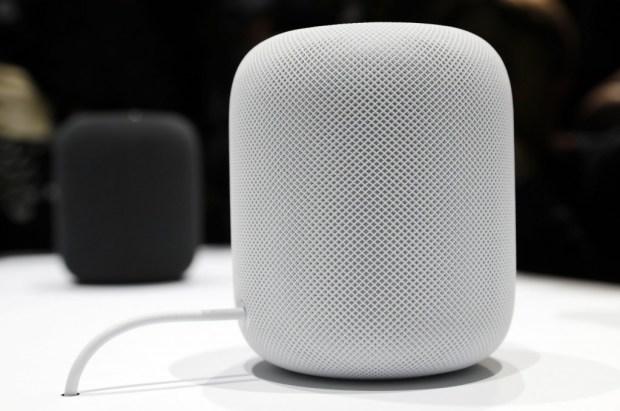 Siri speaker HomePod