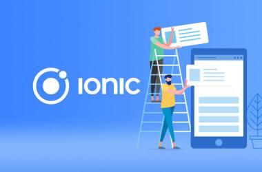 Ionic Framework Great For PWA Development