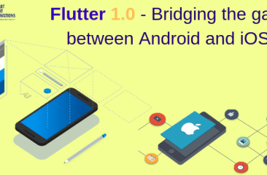 flutter bridging the gaps