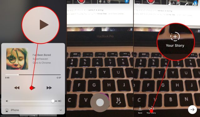 Instagram tips: How to add music to your Instagram Stories