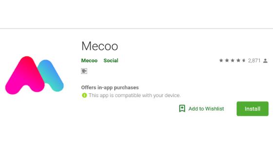 mecoo app logo