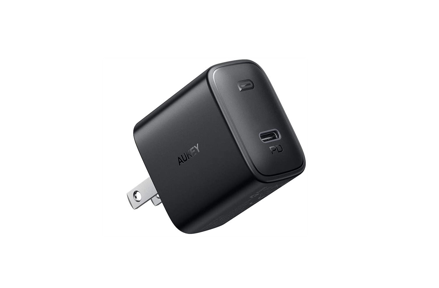 AUKEY 18W Fast Charger With Foldable Plug For iPad & iPhone Falls To $9 At Amazon