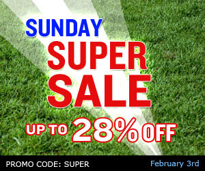 Super Bowl Sunday…Sunday…Sunday!
