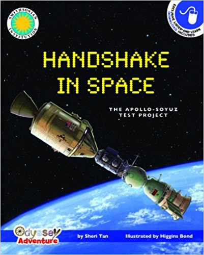 Handshake in Space activity ideas