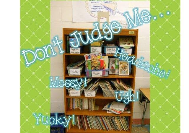 Classroom Library Overhaul!