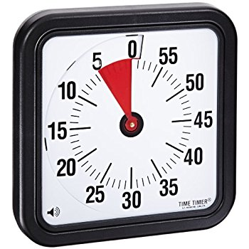 Love this visual timer for my classroom. Keeps me and the kids moving throughout the day!