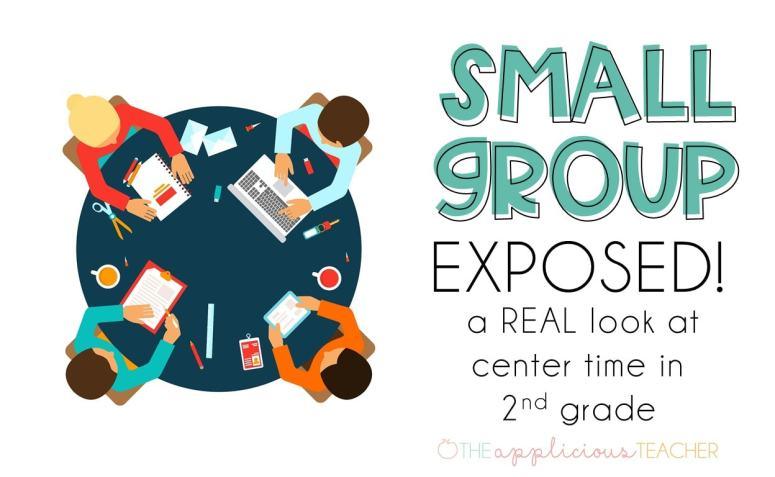Small group 2nd grade